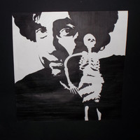 Tim Burton Pop Art
