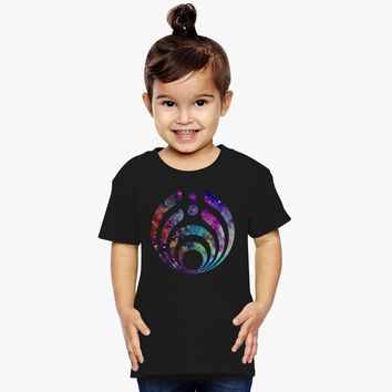Bassnectar Galaxy Nebula Toddler T-shirt