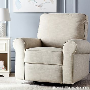 Comfort Swivel Glider & Recliner