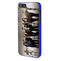 Bones Tv Show iPhone 5 Case Available for iPhone 5 iPhone 5s iPhone 5c iPhone 4/4s