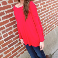 Bold Red Piko