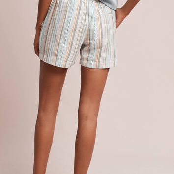 Myrtle Striped Shorts