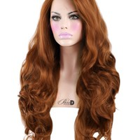 Vanity Lace Front Wig