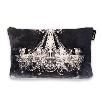 'Dramatic Entrance Night' Pouch