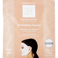 Dermovia Lace Your Face 'Exfoliating Papaya' Mask | Nordstrom