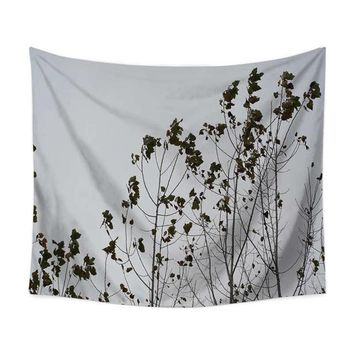 Dried Plants Tapestry