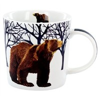 Winter Bear Mug in Gift Box
