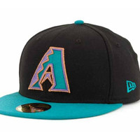 Arizona Diamondbacks MLB Cooperstown 59FIFTY Cap