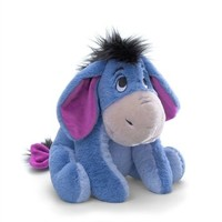 Disney Eeyore Authentic Plush Toy -12 inches, Retired