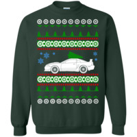 Ford Mustang Cobra R 2000 Ugly Christmas Sweater