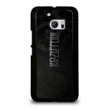 LED ZEPPELIN LYRIC  HTC One M10 Case Cover
