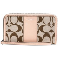 COACH LEGACY EAST/WEST UNIVERSAL CASE IN PRINTED SIGNATURE FABRIC