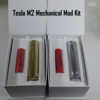 Tesla M2 Mechanical Firing Battery Mod (eLiquid) Kit with Protank II and 18650 Battery