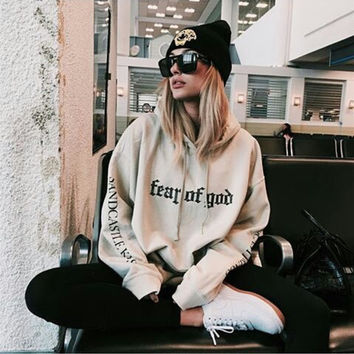 Hoodies Tops Vintage Hip-hop Boyfriend Hats [9503363460]