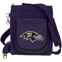 Baltimore Ravens - Logo Hipster Purse