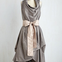 Steampunk Sleeveless A-line Exceptionally Sensational Dress Size OS by ModCloth