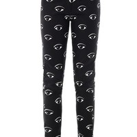 Lotus eye mid-rise skinny jeans | Kenzo | MATCHESFASHION.COM