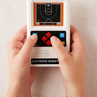 Classic Electronic Basketball Handheld Game | Urban Outfitters