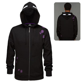 Minecraft Enderman Zip-Up Hoodie