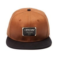 Mens Official Ostrich Strapback Hat