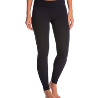 Marika Balance Collection Flat Waist Yoga Leggings at YogaOutlet.com