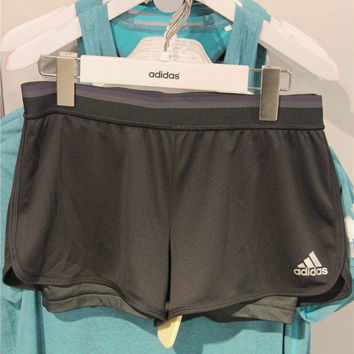 Adidas Woman Sports Leisure Shorts
