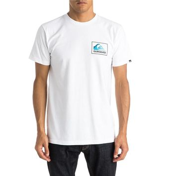 Quiksilver New Wave T-Shirt -White