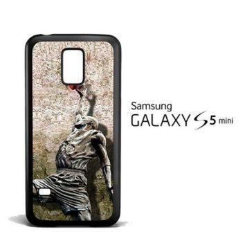 DCKL9 Michael jordan slam dunk carbonite V0979 Samsung Galaxy S5 Mini Case