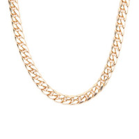 With Love From CA Cobalt Chain Necklace at PacSun.com