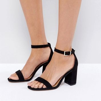 ASOS HAYDEN Block Heeled Sandals at asos.com