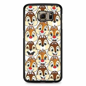 Chip And Dale Samsung Galaxy S6 Case