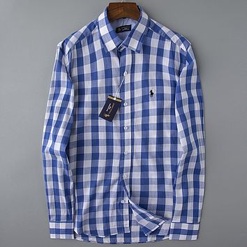 Boys & Men Polo Fashion Casual Edgy Shirt