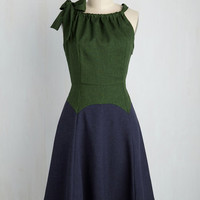 Zest Speaker Dress | Mod Retro Vintage Dresses | ModCloth.com