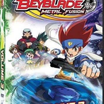 - - Beyblade: Metal Fusion Vol 3