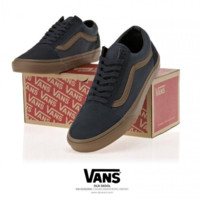 """VANS"" Fashion Casual Multicolor Stripe Low Help Plate Shoes Men Canvas Shoes"