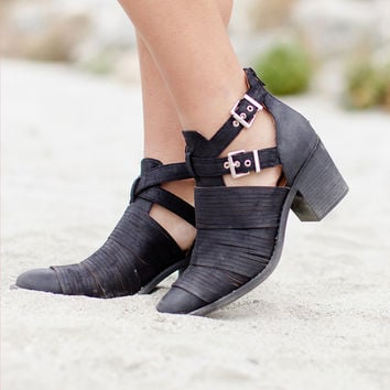 Even Exchange Ankle Bootie
