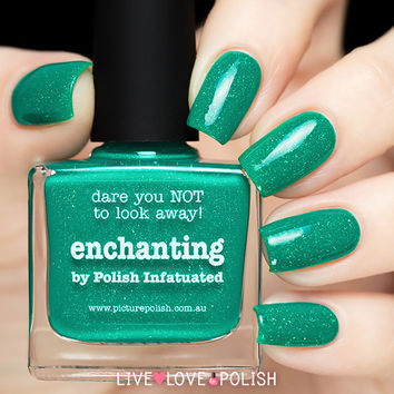 Picture Polish Enchanting Nail Polish