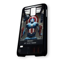 Captain America CPT Steve Roger Samsung Galaxy S5 Case