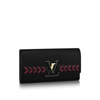 Products by Louis Vuitton: CAPUCINES WALLET