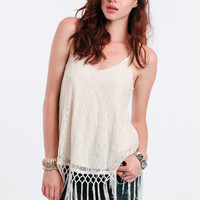 Summer House Lace Top