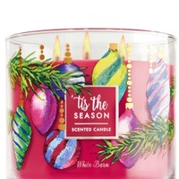 3-Wick Candle Tis the Season