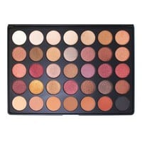 35 Colour Fall into Frost Palette (35F) by Morphe Brushes