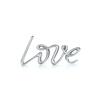 Tiffany & Co. - Paloma's Graffiti:Love Single Earring