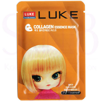 Luke Collagen Essence Mask (Diminish wrinkles)