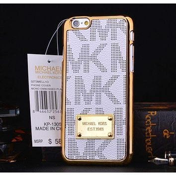 MK phone case iPhone 5/6 / 6S / 7 / 7plus F