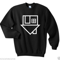 The Neighbourhood Wiped Out Beach House Prey Sweatshirts Black SIZE S, M, L, XL