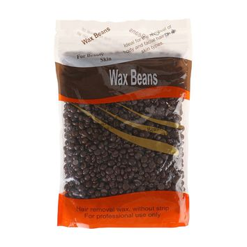 Depilatory Wax, Wax Beans Brazilian Pearl Waxing European Beads Bikini Hair Removal for Women Men 300g