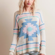 Bonfire Pullover Sweater By Show Me Your Mumu