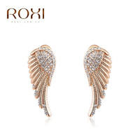 Roxi Romantic Crystal Geometric Earrings For Women