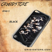 EXO Korean KPOP For Ipod Touch 5 Snap On and 3D Case